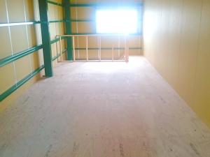H倉庫 2階増築工事